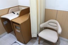 柏駅(改札内)の授乳室・オムツ替え台情報