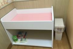 西松屋コーナンジェームス山店(2F)の授乳室・オムツ替え台情報