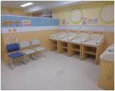イオン中野店(2階 赤ちゃん休憩室)の授乳室・オムツ替え台情報
