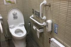偕楽園桜山第三駐車場(1F)のオムツ替え台情報