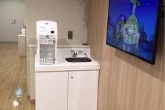 ららぽーと 和泉(4F)の授乳室・オムツ替え台情報