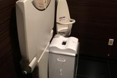 コンラッド東京(28F)のオムツ替え台情報
