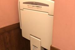 マンマパスタ新鎌ヶ谷店(1F)のオムツ替え台情報