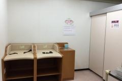 紫波サービスエリア(下り)の授乳室・オムツ替え台情報
