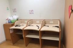 明石海峡公園 ビジターセンター ベビールーム(1F)の授乳室・オムツ替え台情報