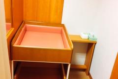 スズラン 高崎店(7F)の授乳室・オムツ替え台情報