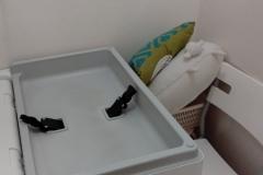 いりやキッズクリニック(1F)の授乳室・オムツ替え台情報
