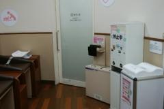 イオンモール岡崎(3F)の授乳室・オムツ替え台情報