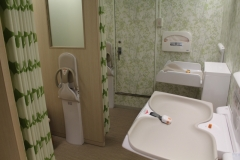 大阪国際会議場(4階)の授乳室・オムツ替え台情報