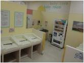 イオンモール富谷(1階)の授乳室・オムツ替え台情報