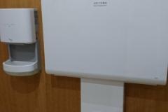 フジ宿毛店ショッピングセンター(1F)のオムツ替え台情報