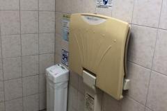 ダイエー池田駅前店(2F)のオムツ替え台情報