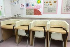 イトーヨーカドー 竹の塚店(3F)の授乳室・オムツ替え台情報