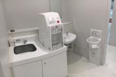 成田国際空港第3ターミナル 国際線到着手荷物受取所(1F)の授乳室・オムツ替え台情報