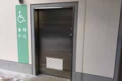 本二東郷やすらぎ公園(1F)のオムツ替え台情報