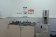 イオン春日井店(3階 赤ちゃん休憩室)の授乳室・オムツ替え台情報