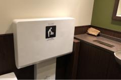 スターバックスコーヒー 西五反田店(2F)のオムツ替え台情報