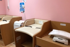 北区保健福祉センター(1F)の授乳室・オムツ替え台情報