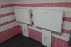 観光物産館アスパム2F女性用トイレ(2F)のオムツ替え台情報