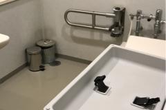 天然温泉ふるさとの湯(1F)のオムツ替え台情報