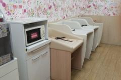 ららぽーと横浜(3F JCB横)の授乳室・オムツ替え台情報