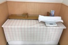 ダイエー 摂津富田店(1F)の授乳室・オムツ替え台情報