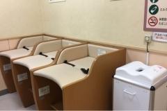 イトーヨーカドー アリオ八尾(1F)(1F)の授乳室・オムツ替え台情報