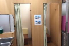イオン 新潟南店(1F)の授乳室・オムツ替え台情報