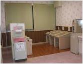 イオン姫路リバーシティーショッピングセンター(2階 赤ちゃん休憩室)の授乳室・オムツ替え台情報