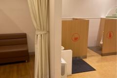 イオンレイクタウンアウトレット(1FセカンドアベニューのS4入り口)の授乳室・オムツ替え台情報