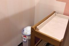 ラウンドワンスタジアム アリオ柏店(3F)の授乳室・オムツ替え台情報