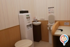 トヨタモビリティ東京 練馬北町店(2F)の授乳室・オムツ替え台情報