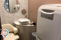 リゾートレストラン IL MOLE-イルモーレ-(2F)の授乳室・オムツ替え台情報