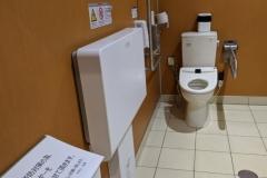 ヤオコー市川中国分店(1F)のオムツ替え台情報