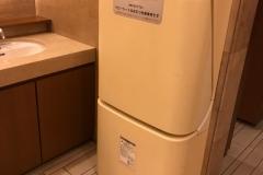 赤坂Bizタワー(1F)のオムツ替え台情報