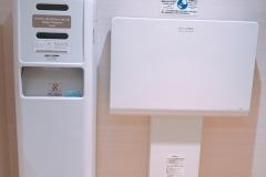 渋谷モディ(4F)のオムツ替え台情報