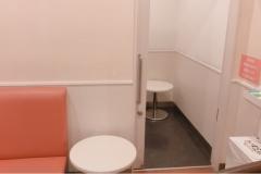 イオンレイクタウン2階授乳室(2F)の授乳室・オムツ替え台情報