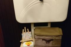 ベビーフェイスプラネッツ 札幌宮の森店のオムツ替え台情報