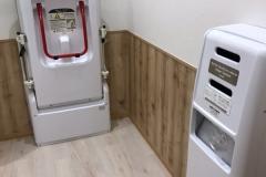 イオンモール徳島(4F)の授乳室・オムツ替え台情報