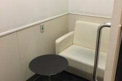 イオン越谷レイクタウン(3F レストラン横授乳室)の授乳室・オムツ替え台情報