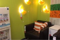 IKEA新三郷(1F)の授乳室・オムツ替え台情報