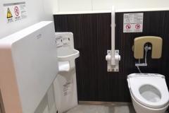 東京ファッションタウンビル(女子トイレ内)のオムツ替え台情報