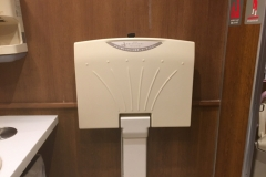ココス 金沢文庫店(1F)のオムツ替え台情報