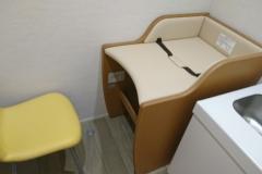 ネッツ石川GR Garage 白山インター店(1F)の授乳室・オムツ替え台情報