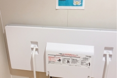 ポラリス PoLaRis 大和市北部文化 スポーツ 子育てセンター(1F)の授乳室・オムツ替え台情報