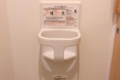 はせがわ耳鼻咽喉科クリニック(1F)の授乳室・オムツ替え台情報