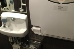東天紅 上野店(2F)のオムツ替え台情報