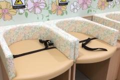 セブンパークアリオ柏(1階 イーストウィング)の授乳室・オムツ替え台情報