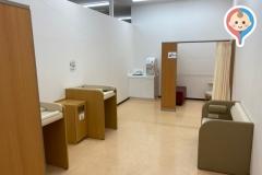 サンリブシティくまなんライフ館テナント(2F)の授乳室・オムツ替え台情報