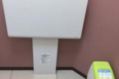 ベビー・子供用品バースデイ焼津店の授乳室・オムツ替え台情報